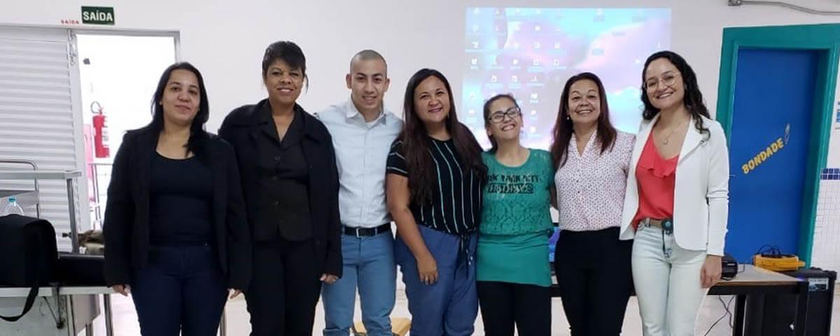 Comissão OAB Vai à Escola realiza plantão de orientações jurídicas na Escola Pública EPG Vereador Carlos Franchin