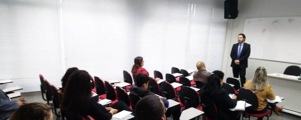 """Curso ESA Guarulhos: """"Prática em Ética, Prerrogativas e Processo Disciplinar na OAB"""""""