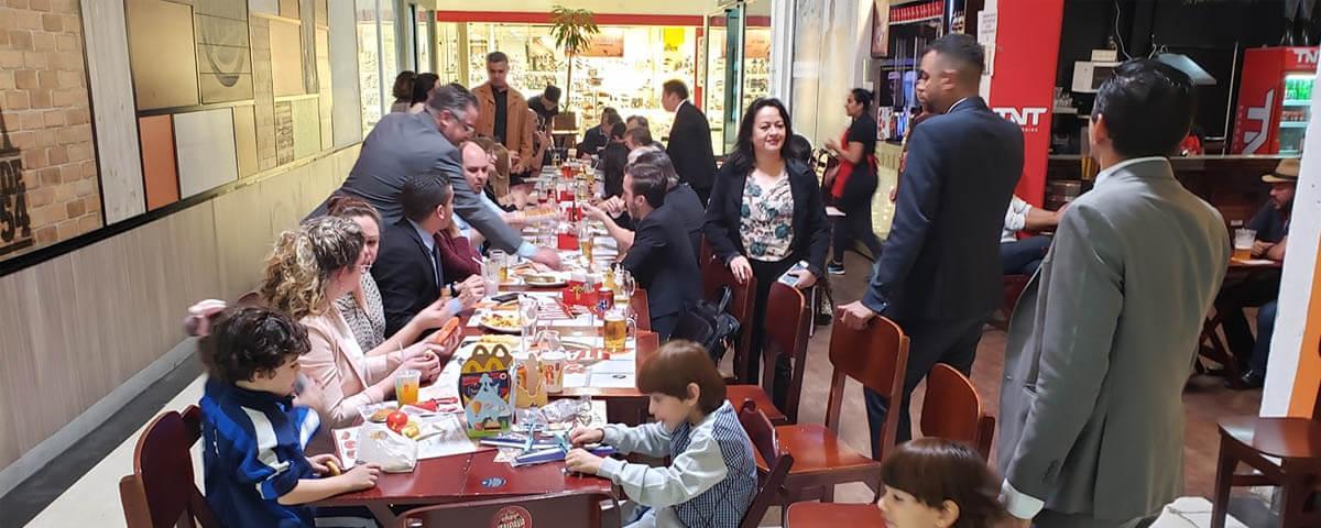 Happy Hour OAB Guarulhos – Aniversariantes de Agosto