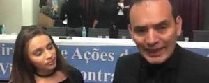 I Circuito de Ações de Combate à Violência Contra a Mulher – Conversa com o Palestrante Dr. Claudio Teixeira