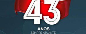 OAB Guarulhos 43 Anos
