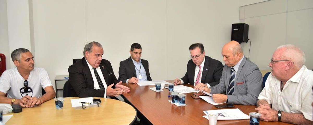 OAB Guarulhos participa de reunião da Comissão Permanente de Segurança Pública da Câmara Municipal