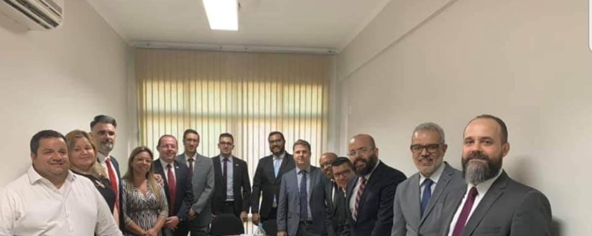 OAB Guarulhos participa de reunião do Colégio de Presidentes do Alto Tietê