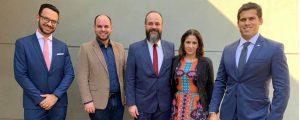 Reunião de Trabalho entre a Comissão OAB Vai à Faculdade e a Diretoria da OAB Guarulhos