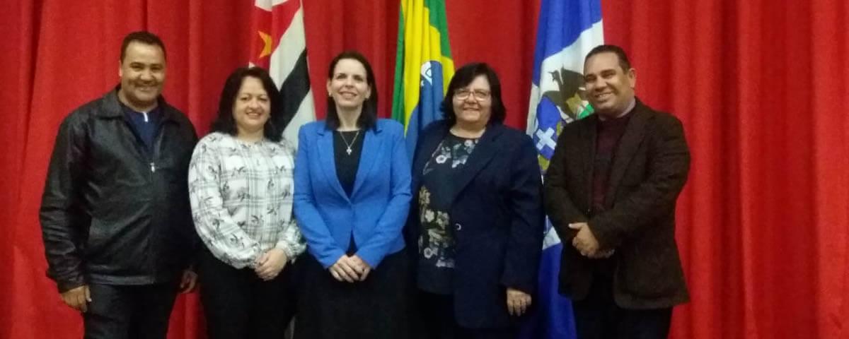 Reunião para acertos finais do Fórum Universitário de Direito e Liberdade Religiosa da OAB/SP