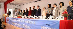 """(Vídeo) – Abertura Oficial do """"I Circuito de Ações de Combate à Violência Contra a Mulher – #LIVE"""
