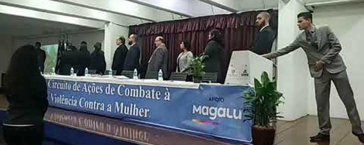 (Vídeo) – 1° Circuito de Ações de Combate à Violência Contra a Mulher – Palestrante Dr. Roberto Delmanto Júnior