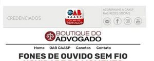 Boutique do Advogado