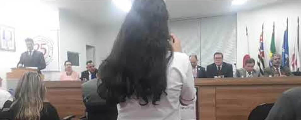 Comemoração do Dia Municipal de Defesa das Prerrogativas da Advocacia Guarulhense (Lei 7.719/19)