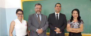 Comissão OAB Vai à Escola participa de Ação Social de Orientação Jurídica na Escola EPG Amadeu Pereira Lima