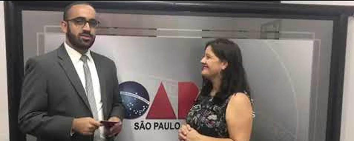 Comissão de Comunicação entrevista o mais novo Advogado Dr. Lucas Henrique Castro do Nascimento