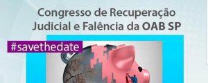 Congresso de Recuperação Judicial e Falência da OAB/SP