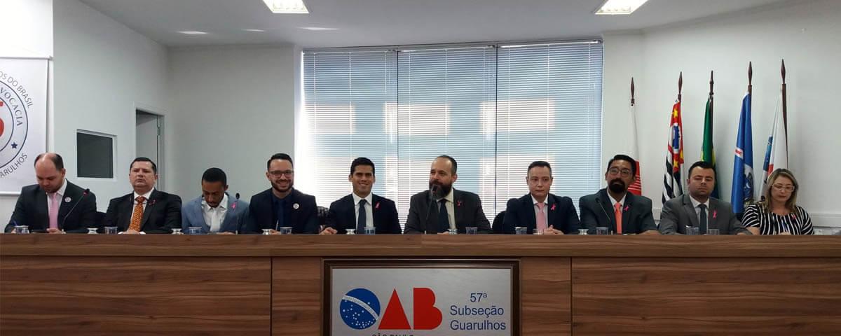 """""""II Encontro da OAB Vai à Faculdade"""""""