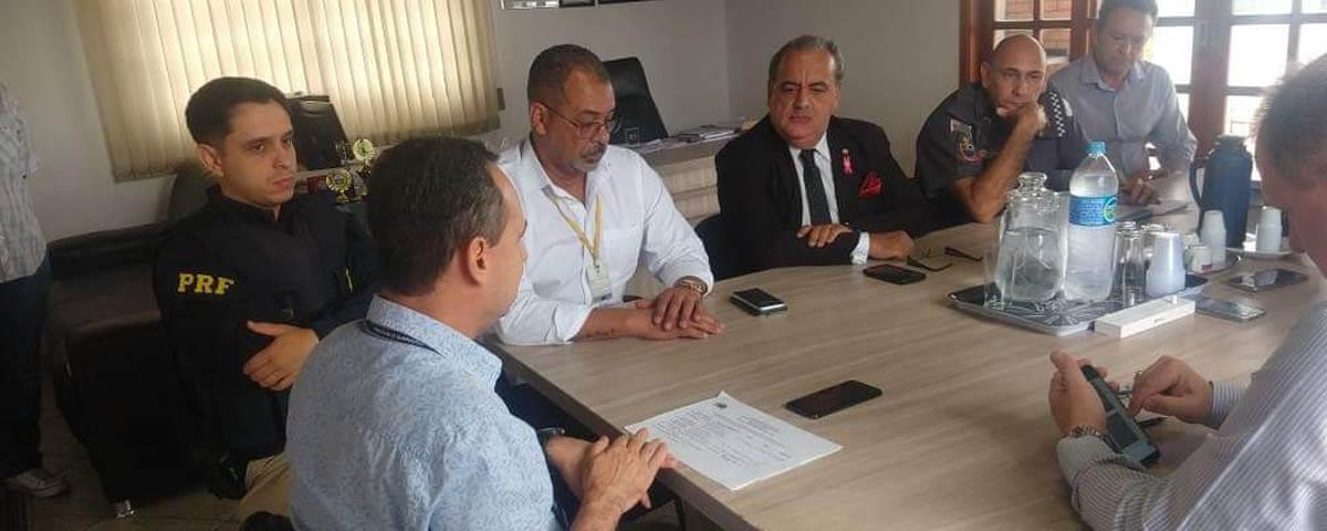 OAB Guarulhos participa da Reunião do Gabinete de Gestão Integrada Municipal (GGIM)