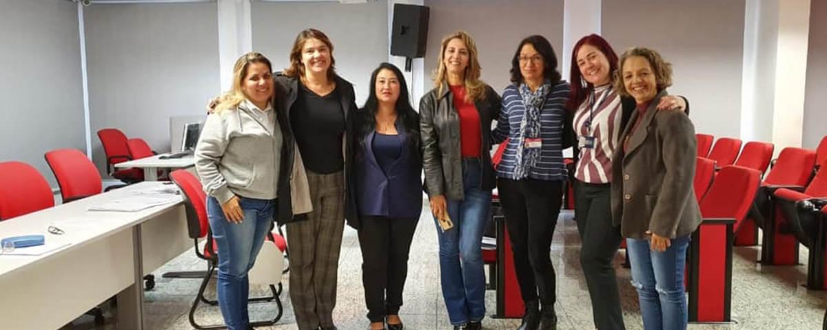 OAB Guarulhos presente em palestra promovida pelo CMPM Guarulhos
