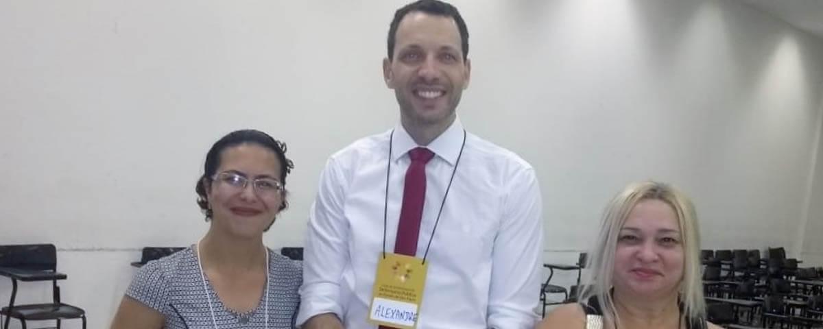 OAB Guarulhos presente no VII Ciclo de Conferências da Defensoria Pública do Estado de São Paulo