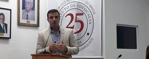 Outubro Rosa da OAB Guarulhos – Convite do Palestrante: Bernardo Micoli Sampaio