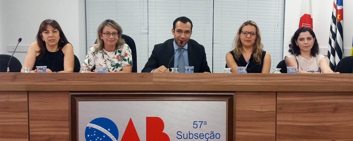 "Palestra: ""A Mini Reforma trazida pela Lei 13846/19"""