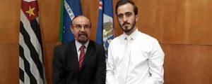 Palestra de encerramento do I Circuito de Combate à Violência Contra a Mulher – Conversa com o Palestrante Dr. Cezar Bitencourt