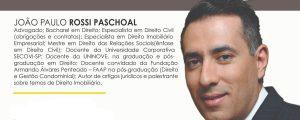 """07 a 21/11 – ESA Guarulhos – Curso: """"Prática condominial: estrutura, funcionamento, principais problemas e as ações judiciais mais corriqueiras no condomínio edilício"""""""