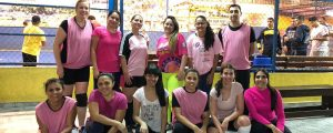 Time de Futsal Feminino da OAB Guarulhos