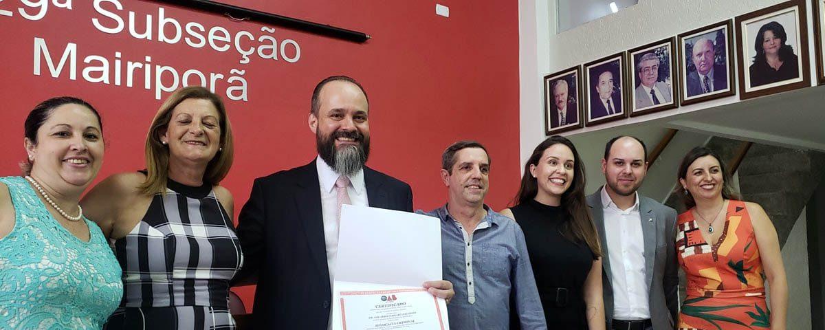 129ª Subseção de Mairiporã promove sua primeira Edição da Escolinha da Advocacia