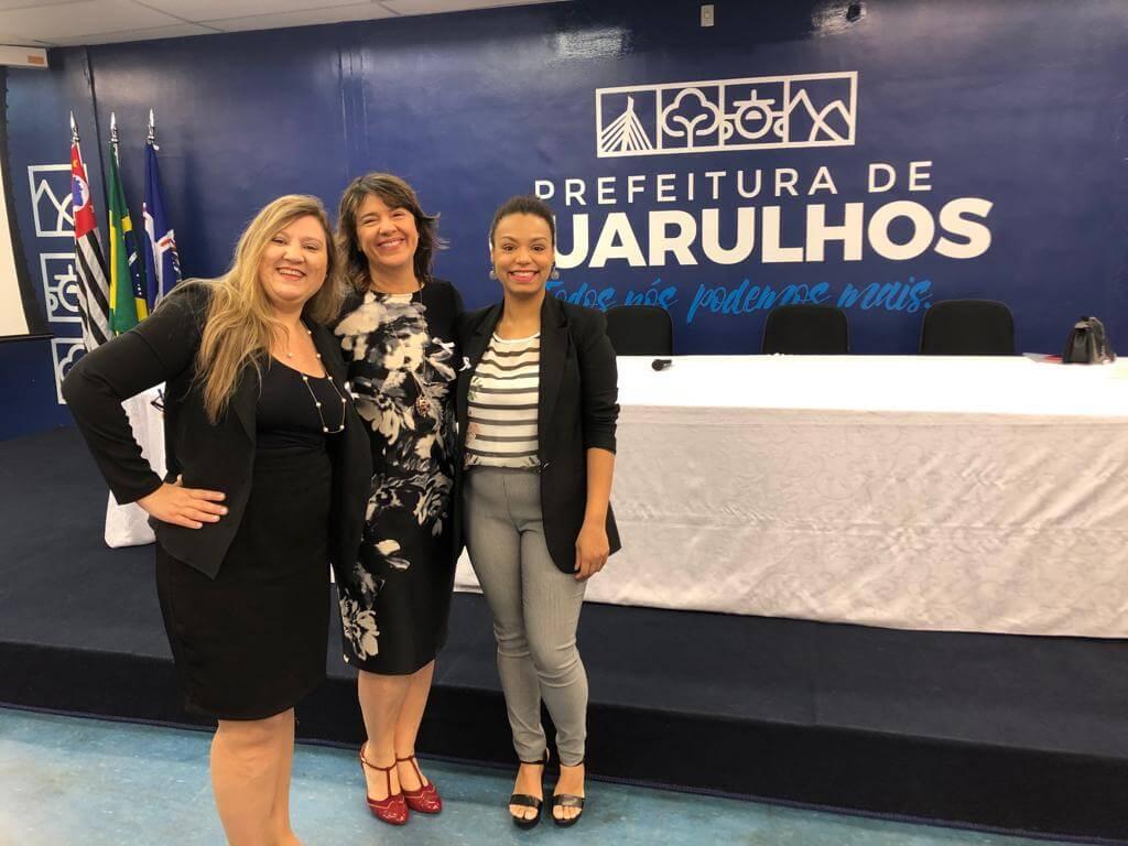 OAB Guarulhos presente na posse da Gestão de 2020/2021 do CMPM – Conselho Municipal de Políticas Públicas para Mulheres de Guarulhos