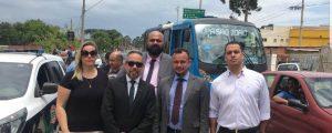 Comissão de Direitos e Prerrogativas atende ocorrência na Região da Estrada Guarulhos / Nazaré