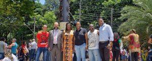 OAB Guarulhos presente na 14ª. Caminhada da Consciência Negra