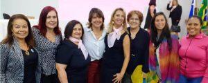 OAB Guarulhos presente no 12º Fórum da Mulher Empreendedora promovido pela ACE Guarulhos