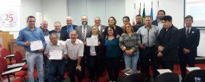 OAB Guarulhos realiza mesa redonda com os Presidentes Regionais dos CONSEGs