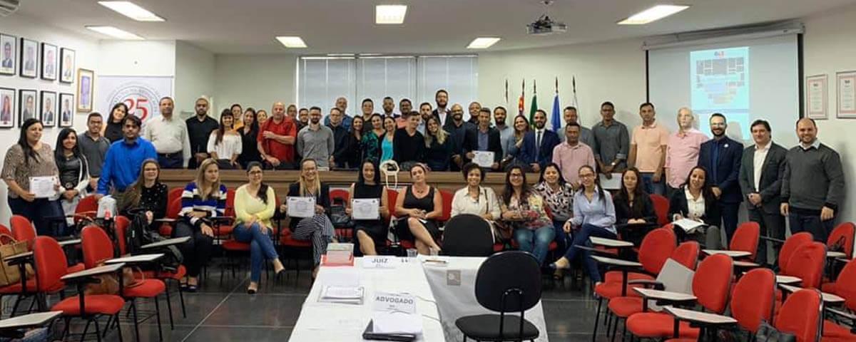 OAB Guarulhos realiza primeira Audiência Simulada na Subseção