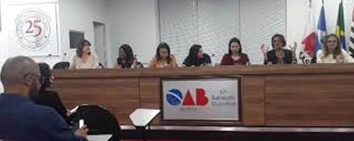 Seminário: A violência contra a mulher. Racismo, Sexismo e Feminicídio: Uma luta de todos! #Live