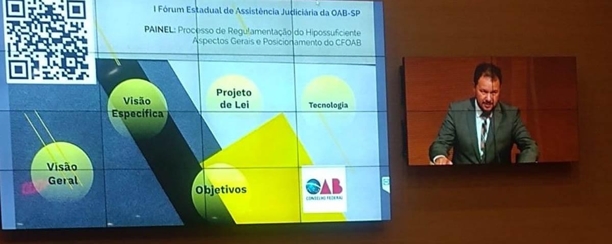 1º Congresso da Assistência Judiciária da OAB/SP