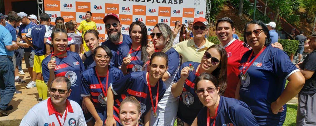 Finais das Copas Master e Supermaster de Futebol OAB-CAASP