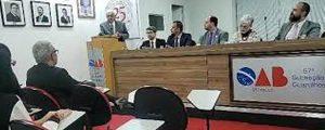 III Curso de Prerrogativas – Palestrante: Dr. Paulo Sérgio Leite Fernandes
