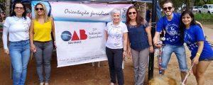 """OAB Guarulhos participa do """"MOTIVA-CÃO RUN GUARULHOS 2019"""" e do """"GRU ANIMAIS"""" eventos acontecidos no Bosque Maia"""