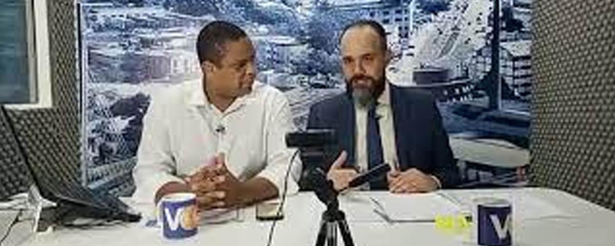 Programa Voz de Guarulhos entrevista o Presidente Eduardo Ferrari