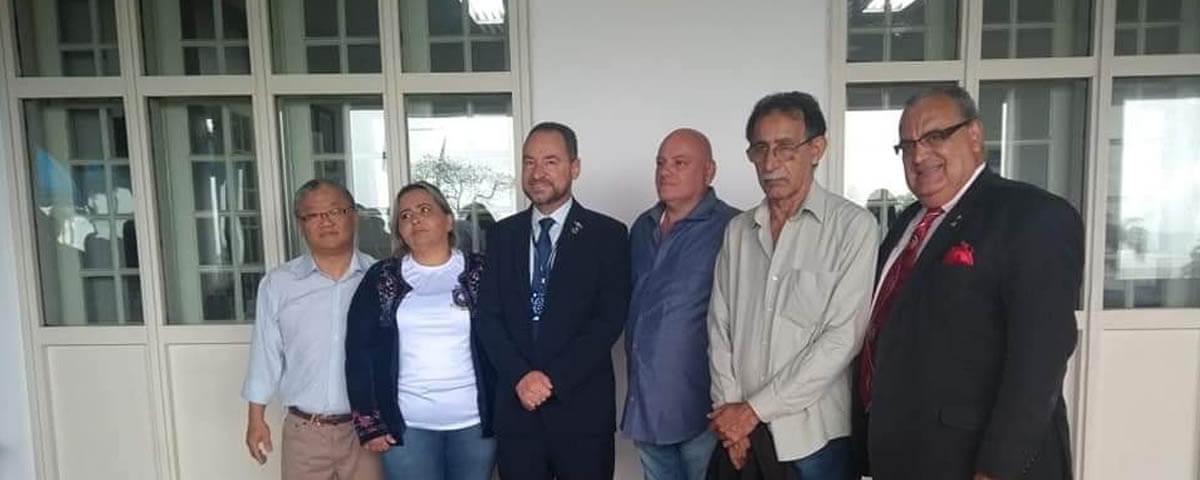 Solenidade em Homenagem às Forças Policiais e Colaboradores da Segurança Pública do Município de Guarulhos