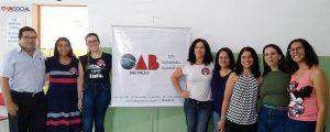OAB Guarulhos participa de Ação Social realizada no CEU Presidente Dutra