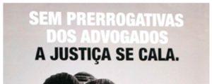 Respeito às Prerrogativas da Advocacia