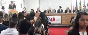 Sessão de Desagravo Público