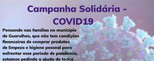 Campanha Solidária – COVID 19