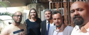 Comissão de Direitos e Prerrogativas atende ocorrência de Violação de Prerrogativas de Advogado perante o 2ºDP de Guarulhos.