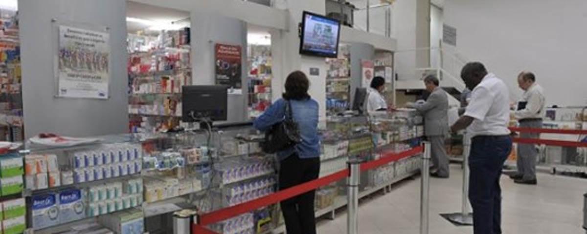 Compras nas farmácias da CAASP poderão ser parceladas em até 10 vezes