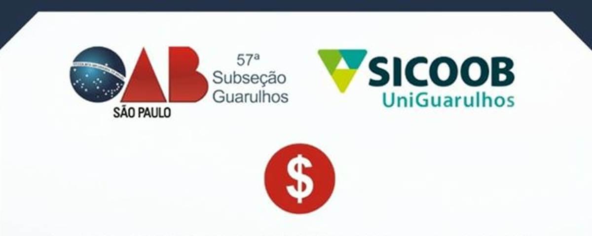 OAB Guarulhos e SICOOB UniGuarulhos