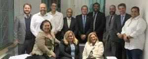 Reunião do Fórum de Presidentes do Alto Tietê
