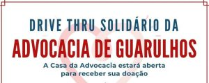 Campanha Solidária a todo vapor