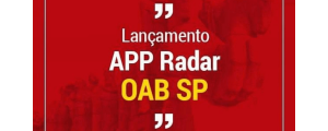 App Radar OAB SP