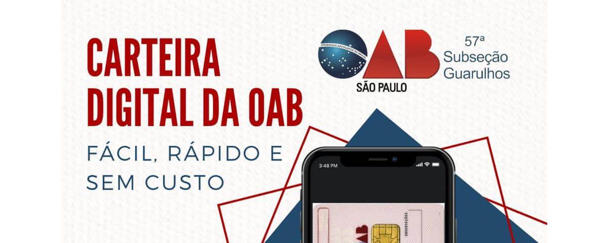 Carteira Digital da OAB